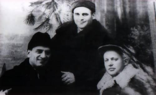 Старое руководство Армавирского драмтеатра
